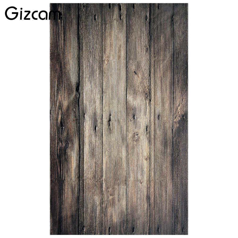 Gizcam 0.9x1.5M Retro Wood Floor Vinyl Baby Photography Backdrop Photo Background Props 300cm 200cm about 10ft 6 5ft fundo butterflies fluttering woods3d baby photography backdrop background lk 2024