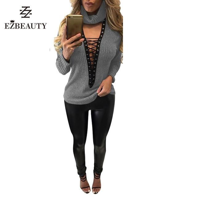 Women Sweaters and Pullovers Women Knitwear Long Sleeves Autumn Winter Tops Femme Fashion Sweaters