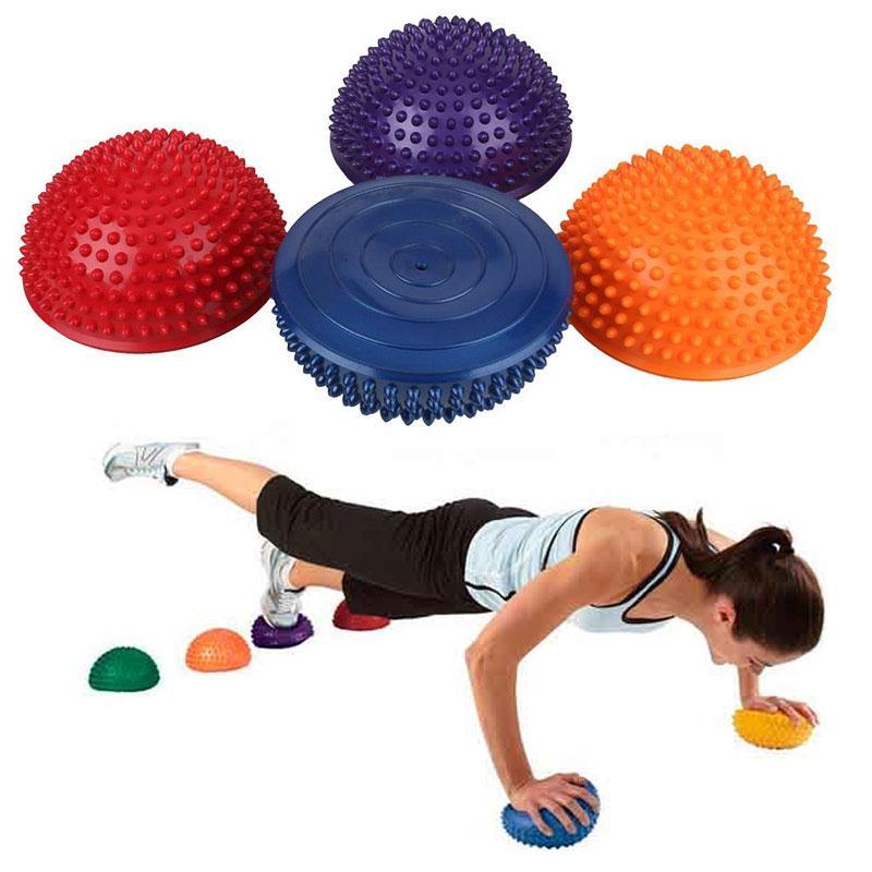 Aliexpress Com Buy Yoga Half Ball Physical Fitness