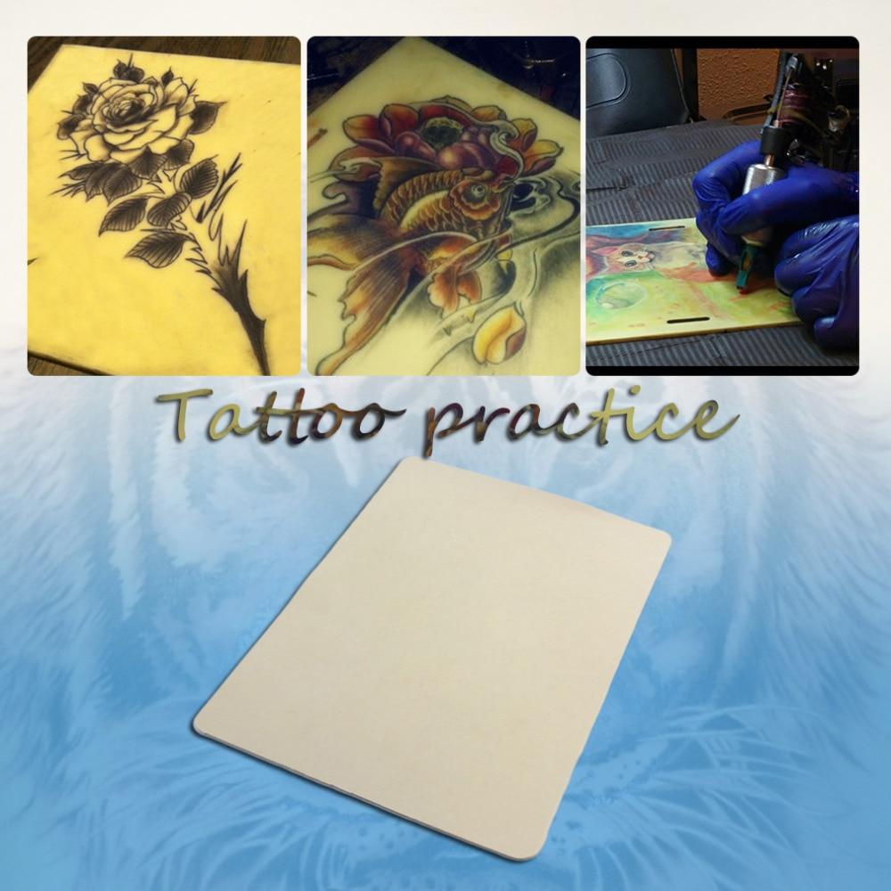 Tattoo Practice Skin 3D kozmetična trajna ličila Eyebrow Eye - Tattoo in body art