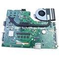 Для ASUS X75VC материнской платы Ноутбука с i3 cpu 4 ГБ 60NB0240 X75VB REV: 3.0 без радиатора 100% Тестирование
