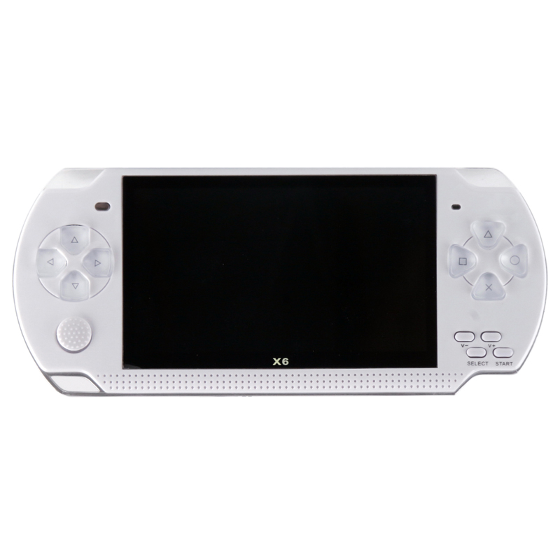 Portable retro video game console handheld game console 4.3inch TF 8GB mp5 support e book Built in 160 games