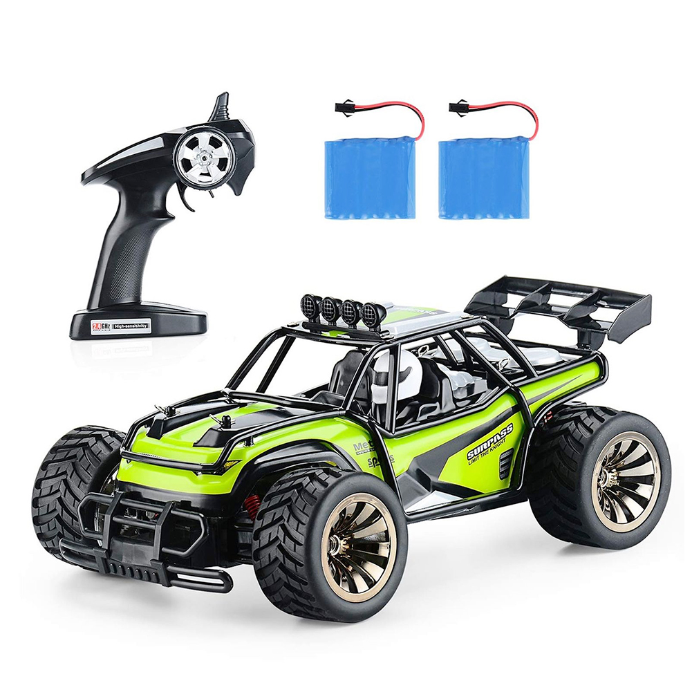 2.4GHz Off Road Kids Toy Children Electric Anti-Impact High Speed Remote Control Vehicle RC Car Racing Rechargeable Model Gift2.4GHz Off Road Kids Toy Children Electric Anti-Impact High Speed Remote Control Vehicle RC Car Racing Rechargeable Model Gift