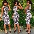 Халат Africaine Африканских Платья Африканских Одежды Топ Моды Прямых Продаж Полиэстер 2016 Сексуальная Женская Одежда