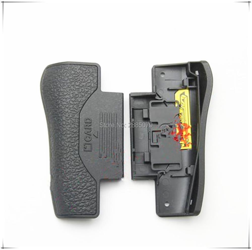 NEW Original SD CF Rubber CF Card Lid Door Cover Rubber For <font><b>Nikon</b></font> <font><b>D810</b></font> Camera Repair <font><b>parts</b></font> image