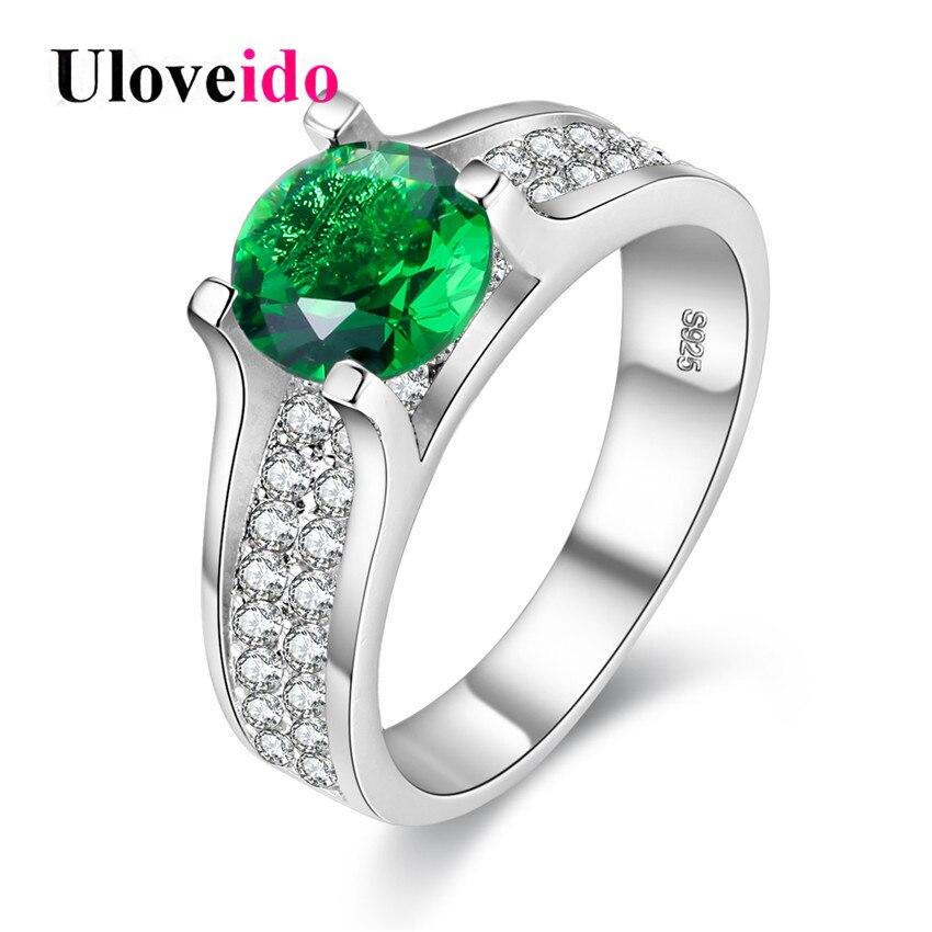 Кольцо обручальное Uloveido Y006