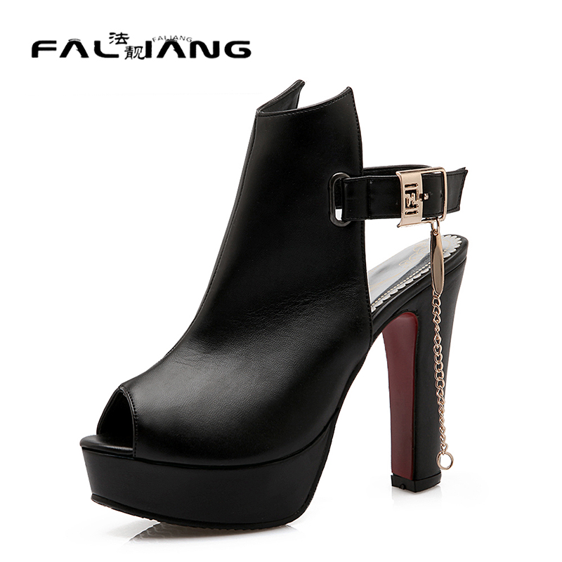 ФОТО Big Size 11 12 13 14 15 16 17 18 19 The spring and autumn essential bare  women's shoes extreme high heels pumps woman for women