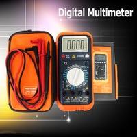 Professional Handheld digital multimeter Voltmeter Ammeter Ohmmeter Back light used in the laboratory factory radio amateurs