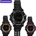 "Bluetooth Smart Watch EX16 1.12"" Screen Pedometer Calories Sport Watches Outdoor 50M Deep Water Resistant Digital Wristwatches"