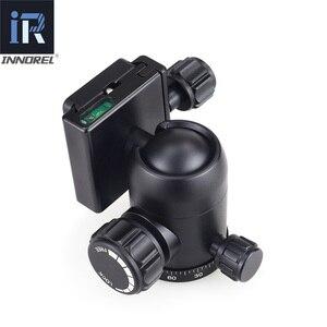 Image 4 - Trépied pour appareil photo B32/B36/B44, rotule pour photographie panoramique, haute qualité, 50mm/60mm, plaque à dégagement rapide, arca swiss