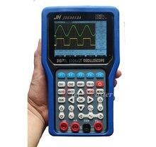 JDS3012A Портативный Осциллограф портативный Осциллограф Мультиметр генератор Сигналов регистратор Данных 30 МГц Пропускная Способность 2 каналов