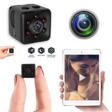 Мини-камера Micro HD камера в кости видео USB DVR Запись Спорт SQ11 HD фотография ночное видение JPG Спорт маленькая камера