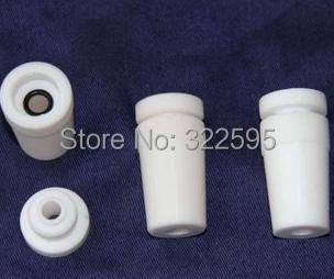 40# PTFE stirrer stopper mixing plug free shipping ptfe stir rod for overhead stirrer