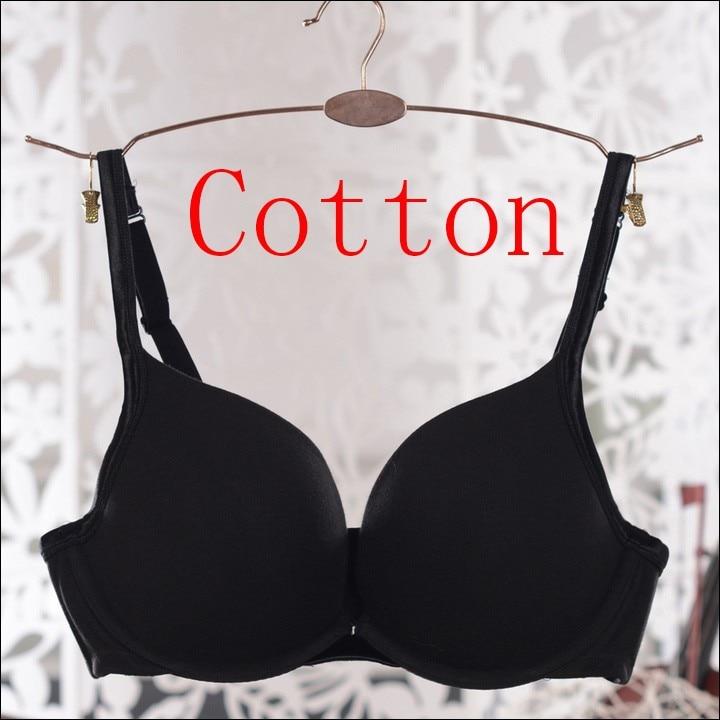 cc7ea1f9334b1 Cacique Women's Large Size Bra Stretch Cotton Boost Plunge Bralette ...