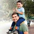 Manos libres Soporte para el Hombro Correa Niño Piloto para 2-5 Años de Edad Los Niños Segura Bebé Canguro Wrap Sling tirantes Del Envío Libre