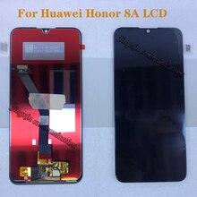 Tela original 6.01 para huawei honor honor 8a, componente digitalizador touch screen lcd de substituição para honor play 8a exibição de tela