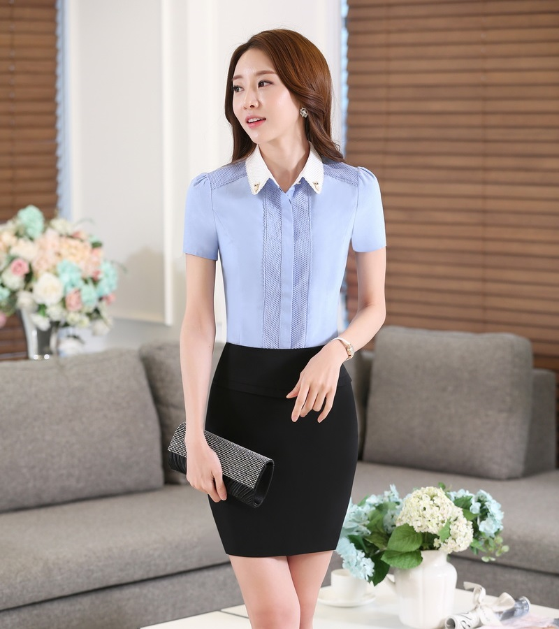 Buy summer formal office uniform designs for Office uniform design 2014