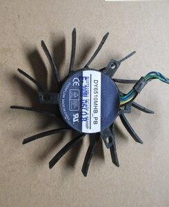 Вентилятор охлаждения MAGIC DY6510MHBPD MGT7012YB-W15(B) DY6510MHB_PB DD6510MHB_PB 12 В, 4 провода, Вентилятор Охлаждения видеокарты VGA