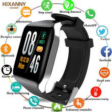 Hot Fashion Smart Bracelet Band With Heart Rate Monitor Health Sport Running Fitness Tracker Wristband Smart Watch For Men Women все цены