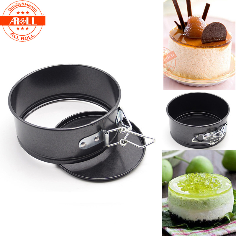 Nonstick Metal Cake Molds Ring Pan For Cakes Baking Pan