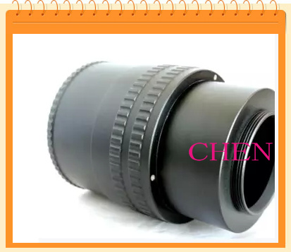 M52 Lens to M42 Camera Adjustable Focusing Helicoid Ring Adapter 36-90mm Macro Extension Tube M52-M42