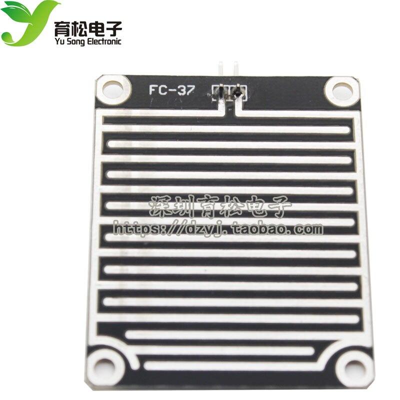 Separate PCB board raindrop module sensor