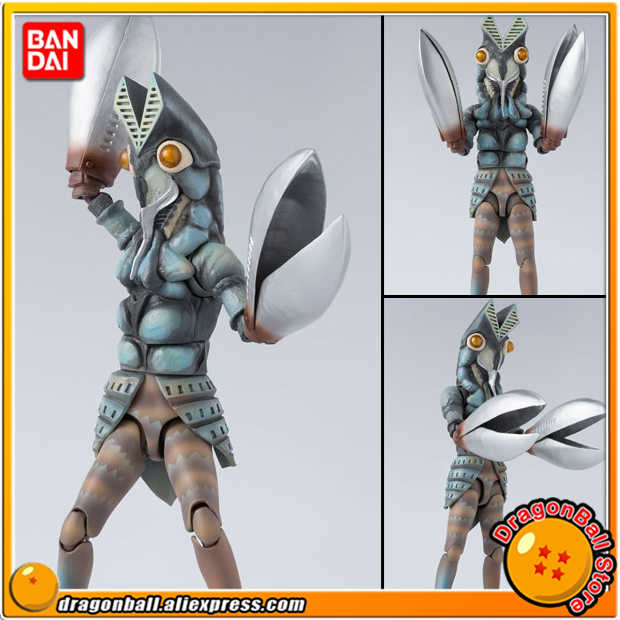"Japan Anime ""Ultraman"" Originele Bandai Tamashii Naties S.H.Figuarts/Shf Action Figure - Alien Baltan"