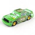 Машинки 3 Disney Pixar Cars No.86 цыпленок Хикс Металл литье под давлением игрушечный автомобиль 1:55 Молния Маккуин детский подарок бесплатная доставк...