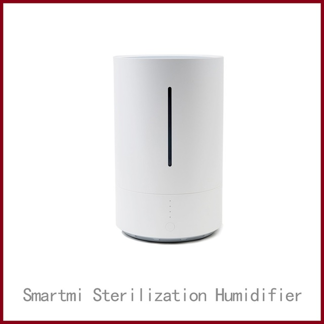 Original xiaomi smartmi humidificador 3.5l humidificador ultrasónico difusor de aroma aceite esencial de esterilización ultravioleta 355 ml/h