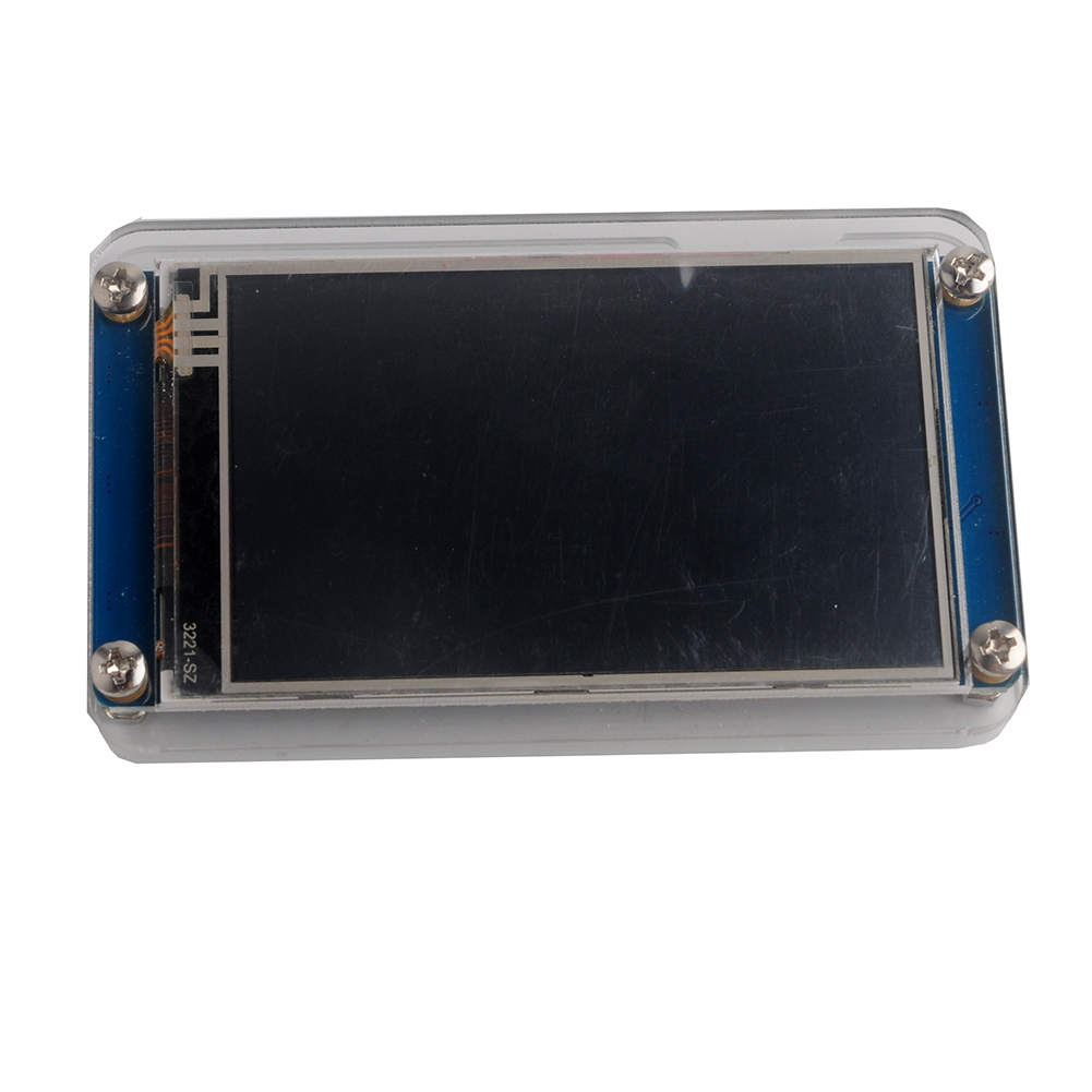Nextion 3.2 Inch HMI LCD Touch Display Screen Module NX4024T032+Transparent Clear Case For Arduino Raspberry Pi Basic Version