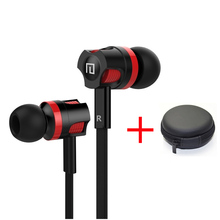 JM26 3 5mm In ear Stereo Headphone Earphones Headset Super Bass Sound with Mic for