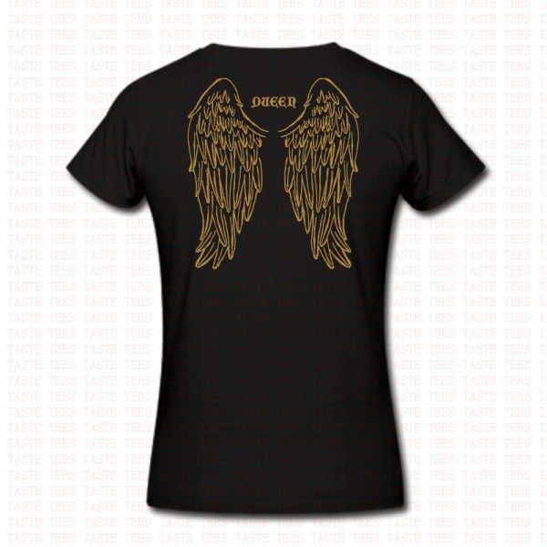 Summer King Queen Prince Princess Feathers 100 Cotton T Shirt Family Clothes Casual Short Sleeve Tshirt Couples Printed Top Tee