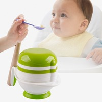 Baby Feeding Set Baby Fruit Feeder Food Grinder Cook For Infant Kids Nursing Bowl Subsidiary Fruit Food Grinding Tools Condition