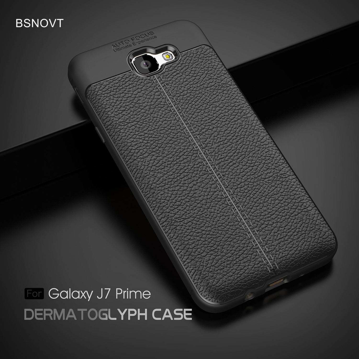For Samsung Galaxy J7 Prime Case Soft Silicone Shockproof Anti-knock Cover