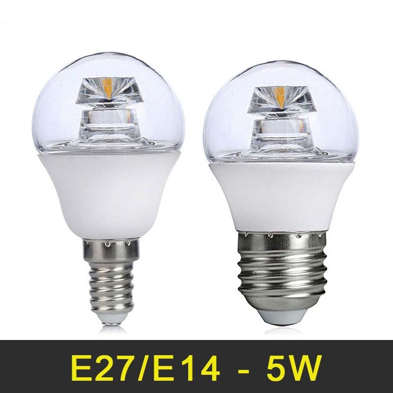 Buy new arrival cob led lamp e14 e27 5w for Lampada led e14