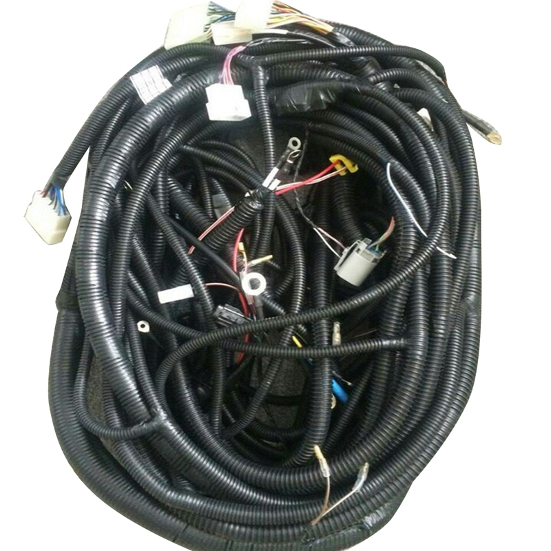 Complete Wiring Harness For Daewoo DH150w 7 Wheel