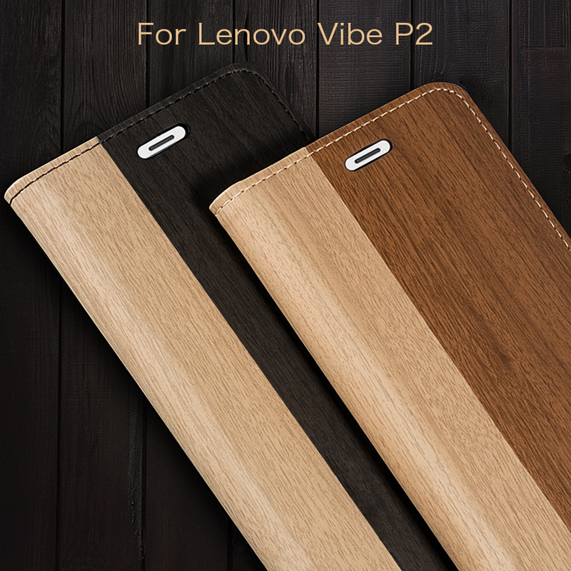 Pu Leather Phone Case For Lenovo Vibe P2 Business Case For Lenovo Vibe P1 Flip Book Case For Lenovo ZUK Edge Silicone Back Cover