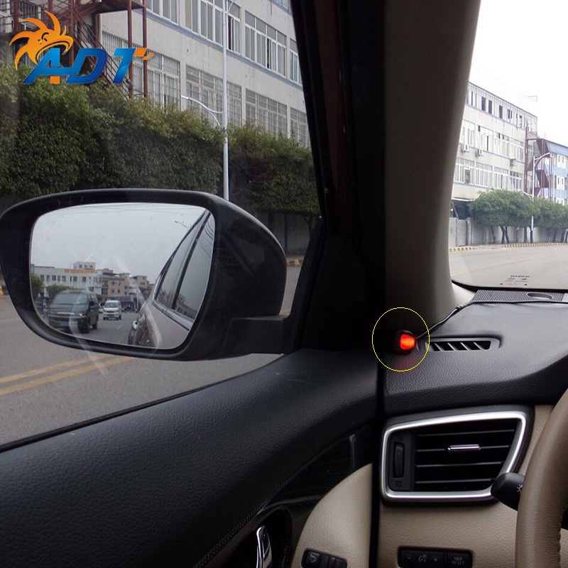 Universal Easy Installation 24HZ Microwave Side Collision Parking Assistance Car Blind Spot Sensor Assist BSM System