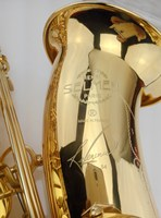 High Quality Hot Tenor Saxophone France Henry SELMER 54 Tenor Sax Gold Lacquer Professional Playing Instrument