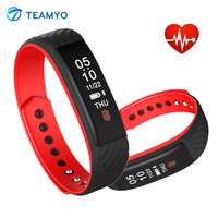 Teamyo W810 Smart Band Bluetooth 4 0 Pulse Heart Rate Fitness Tracker Smart Bracelet Sleep Monitor