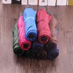 1 Pcs Folding Umbrella Rain Wi