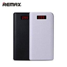 Remax портативное зарядное устройство power bank 30000 мАч внешняя батарея зарядки батареи poverbank для iphone 6s 7 samsung s8 xioami