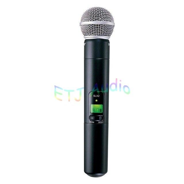 Профессиональный UHF Беспроводной Ручной Микрофон Beta 58A Ручной Микрофон Ручной Передатчик