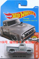 New Arrivals 2017 Hot Wheels CUSTOM 56 FORD TRUCK Metal Diecast Car Collection Kids Toys Vehicle For Children Juguetes