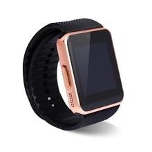 Bluetooth Smart watch GT08 uhr Sync Notifier Unterstützung SIM Karte nachricht anruf erinnern android Smartwatch für iphone smart gerät