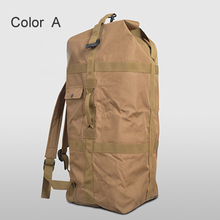 Outdoor sport travel backpack mountain climbing backpack climb knapsack camping hiking backpack 80L packsack