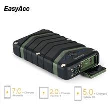 EasyAcc 20000mAh Power Bank portable charger 2USB 18650 Exte