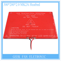 Bigger! New PCB Heatbed MK2A with led Resistor and cable for 3D printer RepRap RAMPS 1.4 hot bed 300*200*2.0 XT0359-3D S101