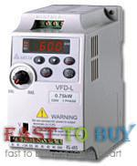 Delta Inverter VFD drive VFD40WL21A 1Phase 220V 0.04KW 0.05HP 1~120Hz Wood cutting &Wire drawing стоимость