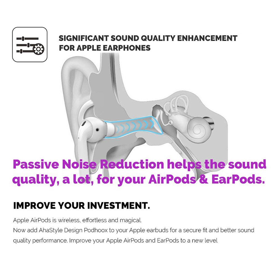 capas para apple airpods 2 fones de
